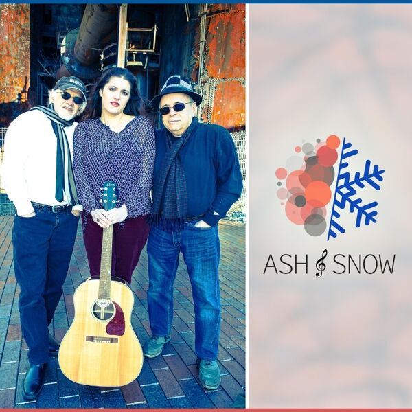 Cover art for Ash & Snow